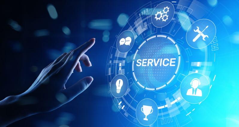 Servicios de tecnología con licencia de Adobe stock