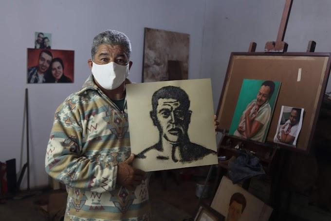 José Vilmar, o contemporâneo patense