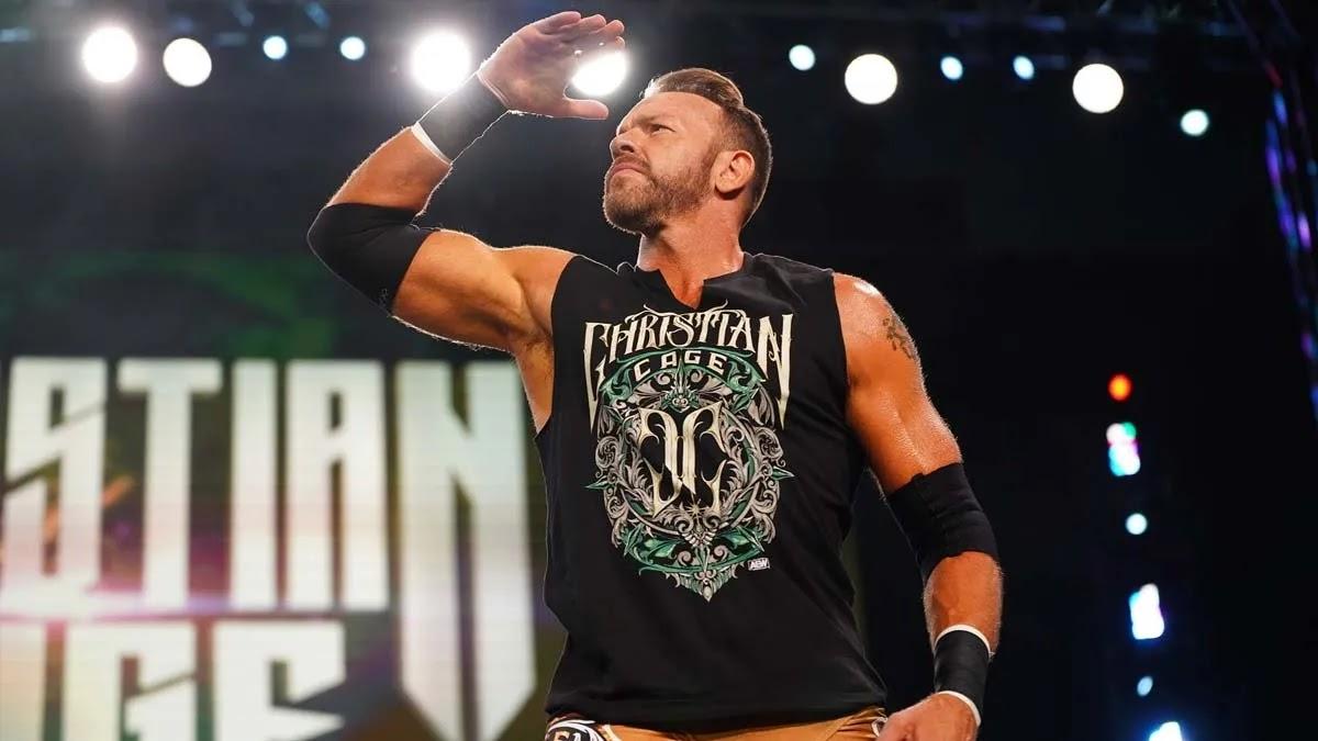 Kurt Angle crê que Christian Cage é um dos lutadores mais subestimados da história