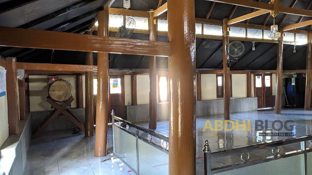 Masjid Tua Jerra'e Allakuang Saksi Peradaban Islam di Kabupaten Sidrap