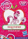 My Little Pony Wave 13B Berryshine Blind Bag Card