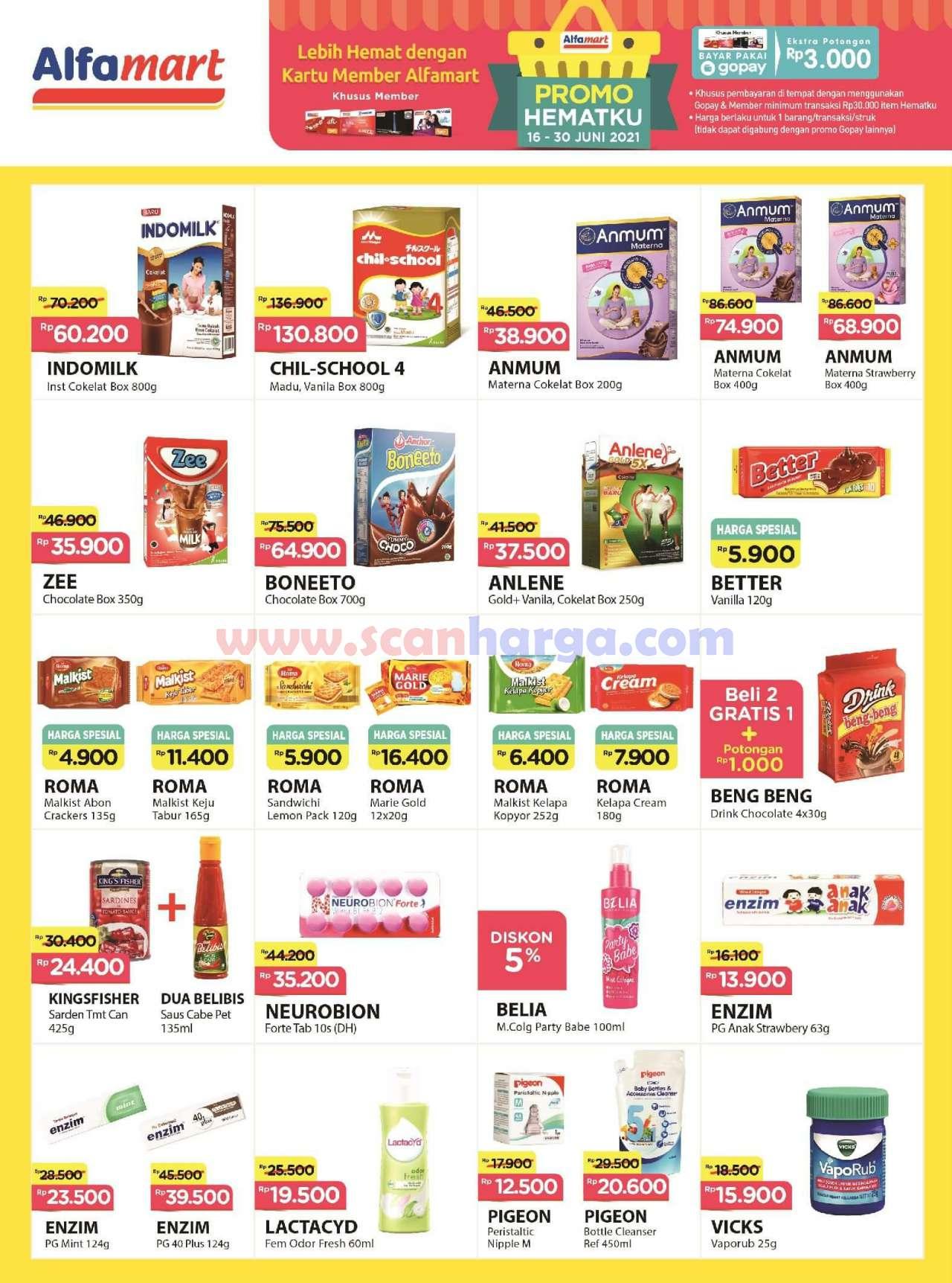 Katalog Promo Alfamart 16 - 30 Juni 2021 20