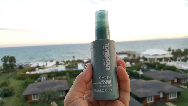 Toni & Guy Deniz Tuzu Etkili Sprey (Sea Salt Spray)