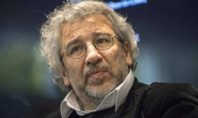 Il famoso giornalista turco Can Dundar è stato condannato a 27 anni di carcere