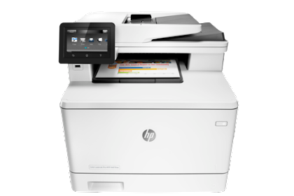 Drivers HP Color LaserJet Pro MFP M477 series Download