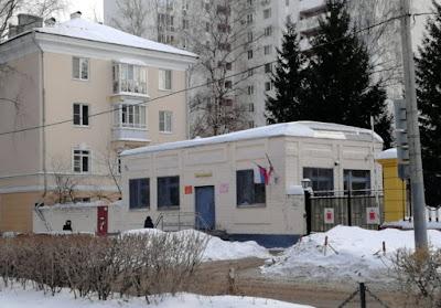 422 военный госпиталь Нижний Новгогрод
