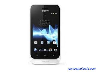 Cara Flashing Sony Xperia Tipo Dual ST21i2