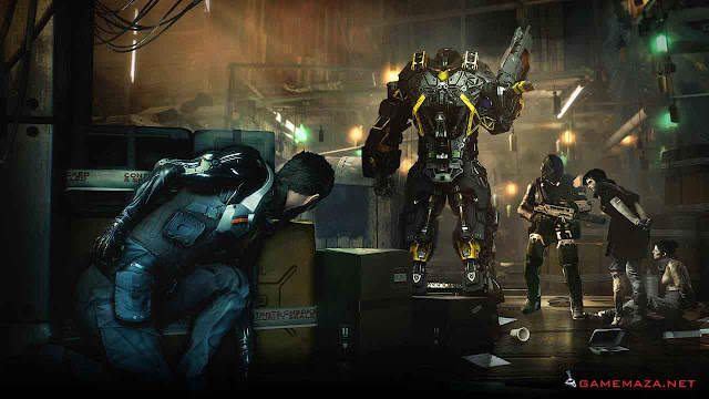 Deus Ex Mankind Divided Gameplay Screenshot 2