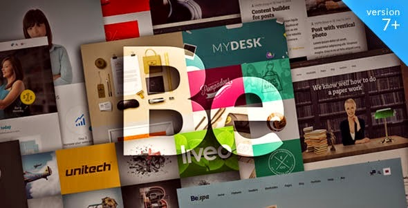 Download Free BeTheme v7.3 Responsive Multi-Purpose WordPress Theme