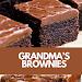 GRANDMA'S BROWNIES