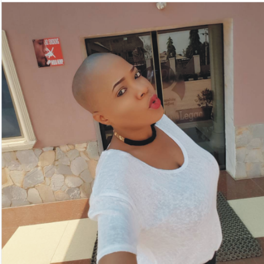 Actress Toyin Aimakhu Rocks Bald Head In Recent Photo - Her Fans Reacts
