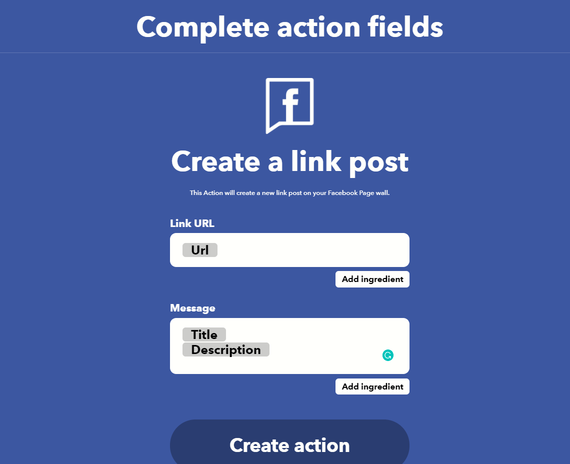 Automate Social Media Sharing IFTTT