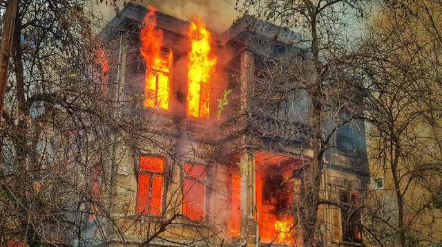how to file fire damage insurance claim