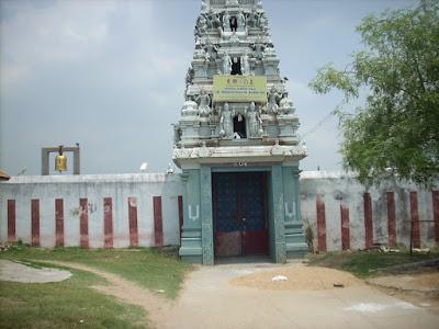 Srinivasa Perumal Temple Thenneri Agaram Kanchipuram