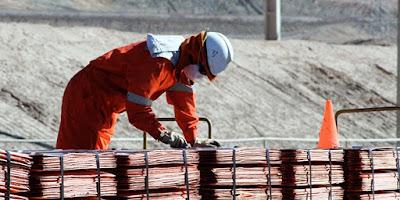 No hay huelga: Trabajadores de mina Zaldívar de Antofagasta aprueban contrato