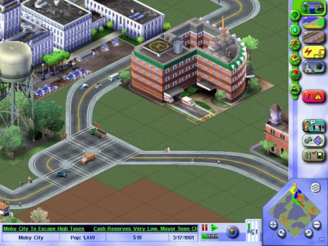 SimCity 3000 Free Download PC Games