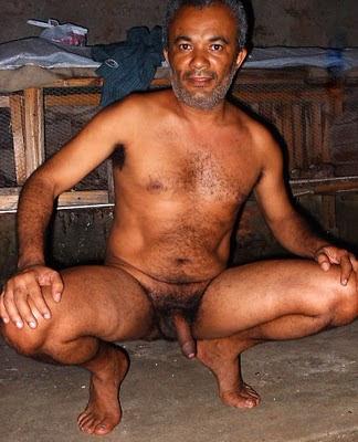 sumo fat black man