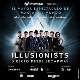 THE ILUSIONIST Bogotá