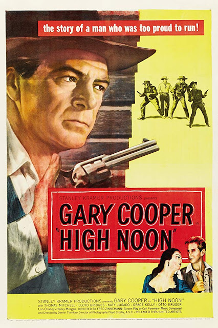 Film Western Terbaik - High Noon (1952)