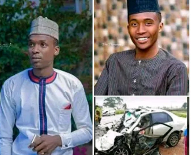 SAD NEWS: TWO STUDENTS OF UNIVERSITY OF JOS DIED IN A FATAL CAR ACCIDENT,(PHOTOS).