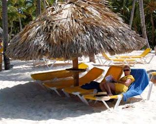 Pat Palapa Paradise Punta Cuna Dominican Republic