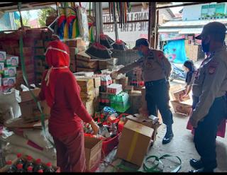 Di Penghujung Ramadhan,SatBinmas Polres Enrekang Pastikan Ketersediaan Sembako