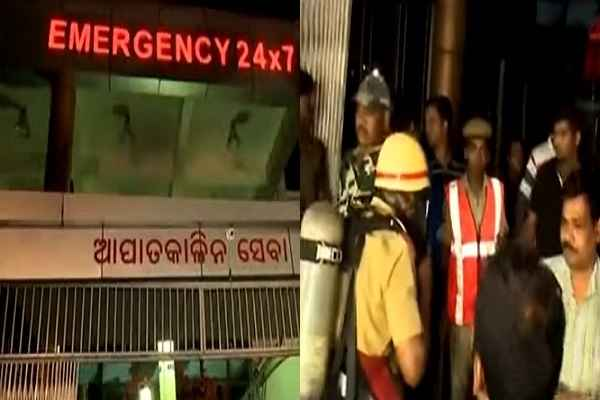 Bhubaneswar Hospital Fire, death toll reached to 19