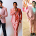 Alden Richards, Ken Chan, Dennis Trillo wore pink at a promotional event in Thailand, fans are going crazy