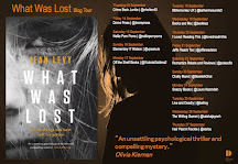 What Was Lost Blog Tour