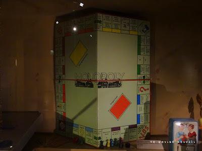 Ιστορία των παιχνιδιών. Πρωτότυπη Monopoly, επιτραπέζιο από τη δεκαετία του 50 / Toy history. Original Monopoly in the 50's