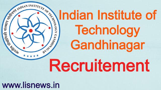 Recruitment of Senior Project Associate at IIT Gandhinagar