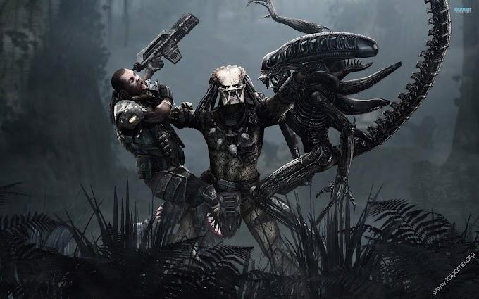 QUÁI THÚ VÔ HÌNH 3 Predator 3: Predators (2010)