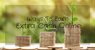 Easy Ways To Earn Extra Cash Online: