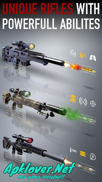 Hitman Sniper MOD APK Unlimited Money