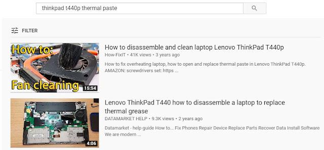 Čišćenje laptopa očistite ventilator i zamenite termalnu pastu