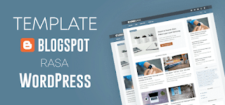 LinkMagz, Template Blogger serasa WordPress