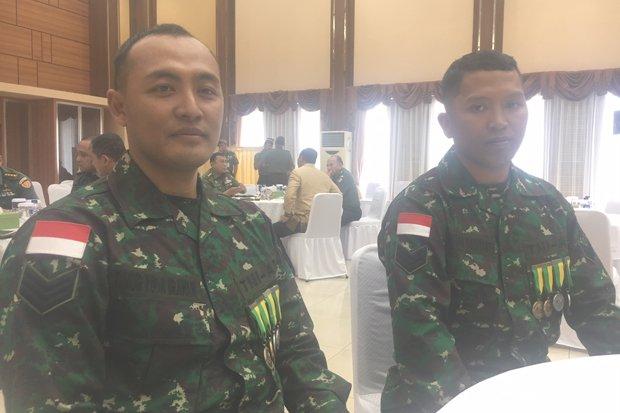 Peluru Prajurit TNI Tembus Dua Target, Para Juri Terbelalak