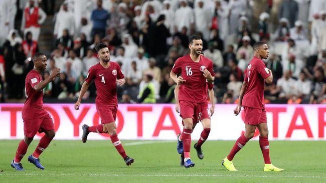 Qatar ke Final Dengan Permalukan Tuan Rumah