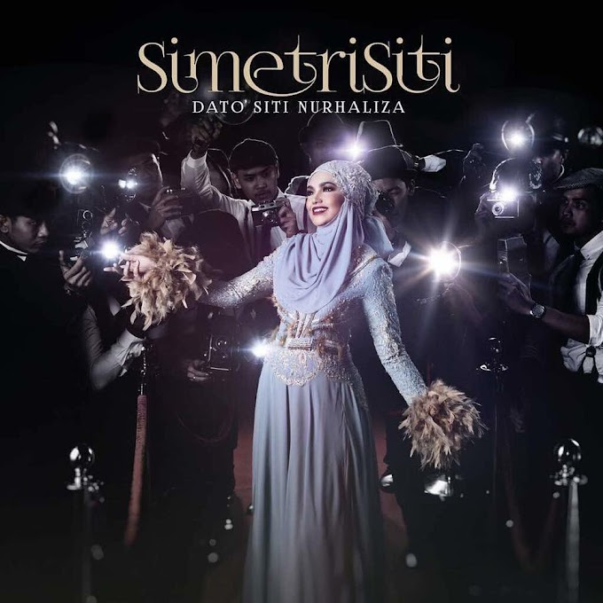 Album Baru Dato Siti Nurhaliza : Simetri Siti