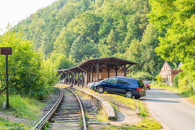 Przystanek kolejowy Pilchowice Zapora