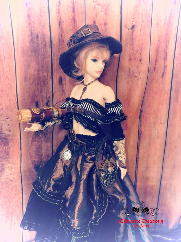 Dolls d'Artistes & others: Calie, Bonbon rose - Page 34 Diapositive8