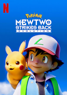 Pokemon Mewtwo Strikes Back Evolution (2019) Full Movie In Dual Audio {Hindi+English} Download 480p 720p HD