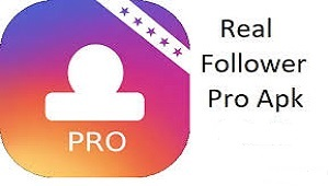 Real Followers Pro - Aplikasi Penambah Followers Instagram