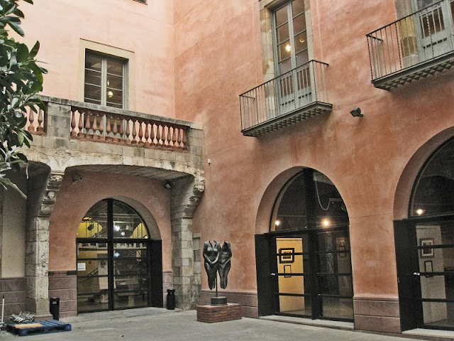 Pati Llimona em Barcelona