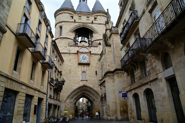 Grosse Cloche de Bordeaux.