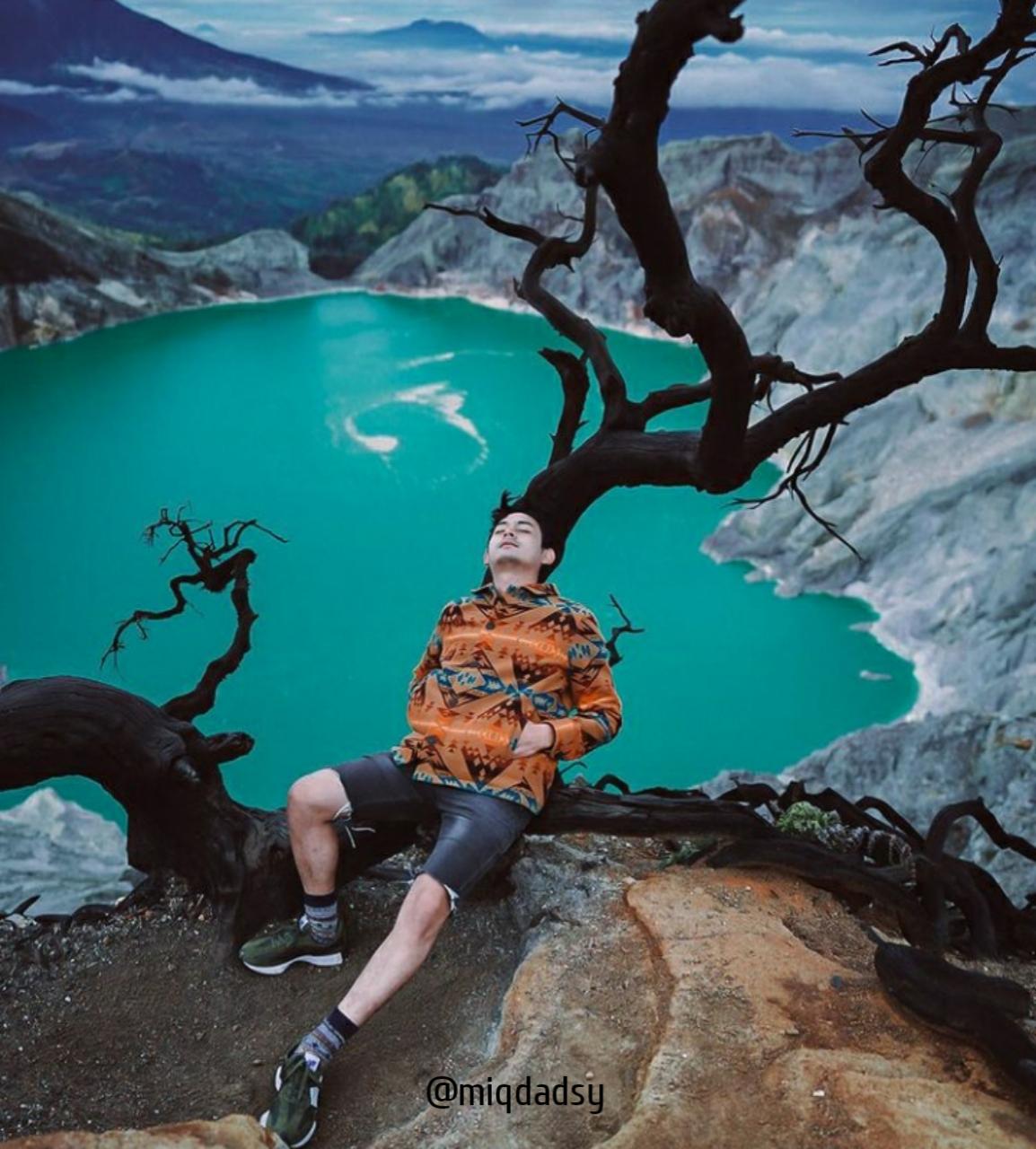 rute menuji tempat wisata indonesia kawah ijen
