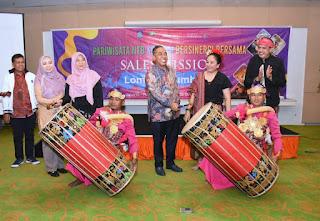 Tidak Kurang 27 Sellers Promosikan Wisata NTB di Jakarta