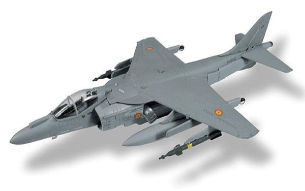 aviones de combate AV-8B HARRIER II