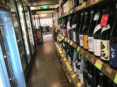 阿佐ヶ谷 みつや 日本酒
