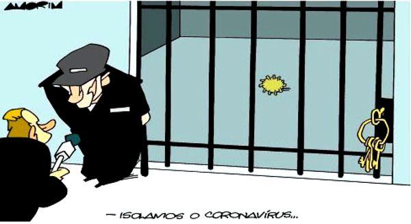 A LÍNGUA EM TEMPOS DE CORONA